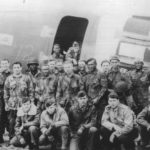 Team 1, Pathfinders of the 505th PIR (serial 12). Photo: US National Archives