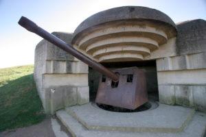 Atlantic Wall in Normandy