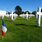 70ème anniversaire du débarquement de Normandie - Cérémonie du cimetière militaire de Colleville-sur-Mer – Photos des commémorations 2014. Photo : D-Day Overlord