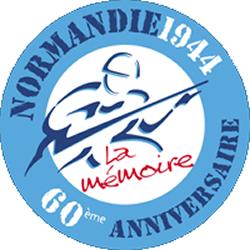 60ème anniversaire du débarquement de Normandie