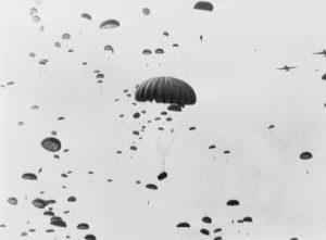 La Operación Rankin tuvo como objetivo encontrar una solución militar a la eventualidad de una capitulación alemana antes de los desembarcos de Normandía. Ella no tuvo la oportunidad de ser realizada. Foto: US National Archives