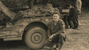 Bernard Dargols Jeep La Bastille