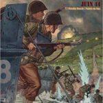 Normandie juin 44, Tome 1 - Omaha Beach - Pointe du Hoc - Jean-Blaise Dijan