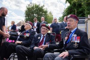 Parachutages à Sannerville - 75e anniversaire du débarquement de Normandie - Daks over Normandy - Commémorations 2019